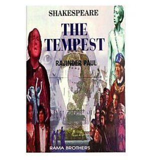 Shakespeare : The Tempest (Text with Notes) by  Rajinder Paul