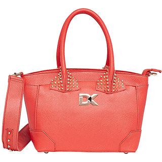 Diana Korr Red Rocker Small Handbag DK102HRED