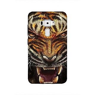 Print Masti Colorfull Arranged Boxes In Square Shape Design Back Cover For Asus Zenfone 3 ZE552KL (5 Inches)