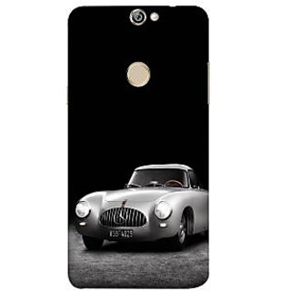 Print Masti Beautiful Efill Tower Reflecting In The Wet Window Glass Design Back Cover For Coolpad Max A8