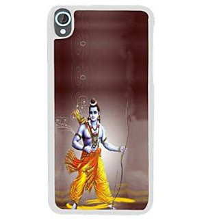 Ifasho Lord Rama Back Case Cover For HTC Desire 820