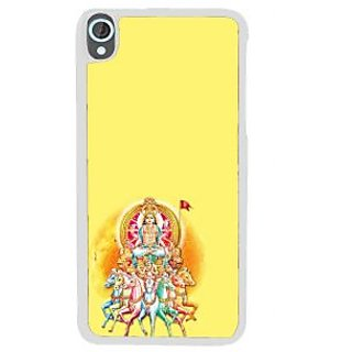 Ifasho Lord Surya Back Case Cover For HTC Desire 820