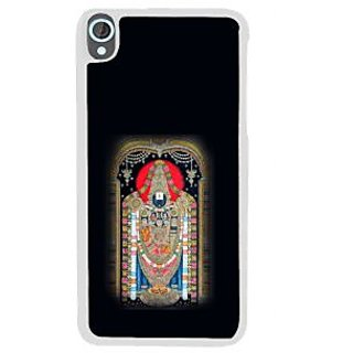 Ifasho Tirupati Balaji Back Case Cover For HTC Desire 820