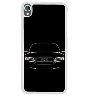 Ifasho Superb Cars Back Case Cover For HTC Desire 820