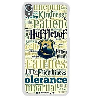 Ifasho Motivatinal Quote Back Case Cover For HTC Desire 820