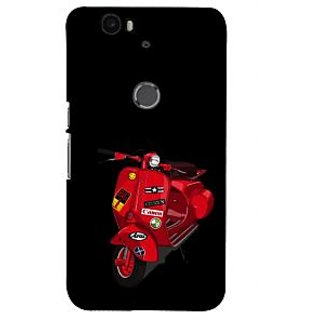 Print Masti Lovely Football Sport Player Is Playing In The Ground Back Cover For Huawei Nexus 6P :: Huawei Google Nexus 6P