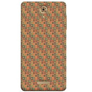 Print Masti Sexy Hot Girl Exposing Her Back Design Back Cover For Coolpad Mega 2.5D