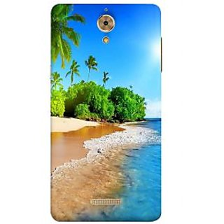Print Masti Romantic Couple Are Romancing Eah Other Design Back Cover For Coolpad Mega 2.5D