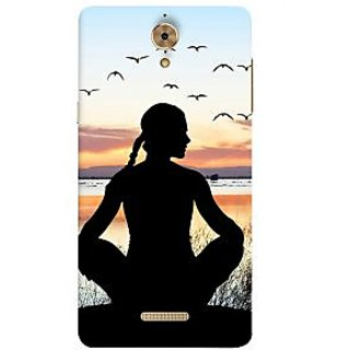 Print Masti Cute Colorful Water Drops In White Background Design Back Cover For Coolpad Mega 2.5D