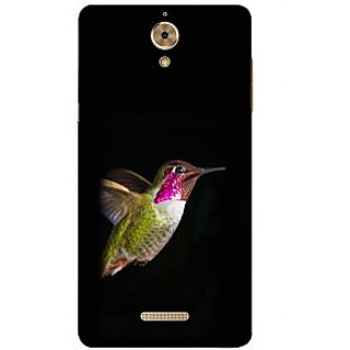 Print Masti Cute Colorful Little Flowers In White Background Design Back Cover For Coolpad Mega 2.5D