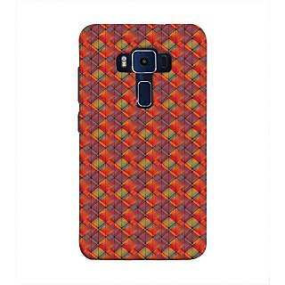 Print Masti Heart Taking Image Of Girls Posing Design Back Cover For Asus Zenfone 3 Deluxe ZS570KL (5.7 Inches)