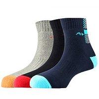Men's Sports Ankle Socks Pack Of 6 Pair