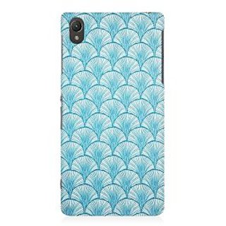 RAYITE Vintage Pattern Premium Printed Mobile Back Case Cover For Sony Xperia Z2 L50W