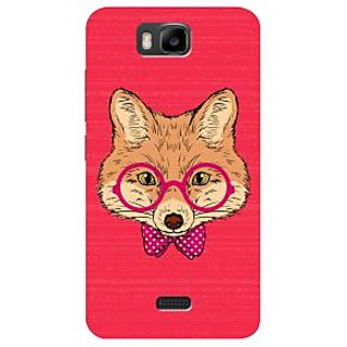 HACHI Premium Printed Cool Case Mobile Cover For Huawei Honor Bee
