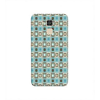 Print Masti Lovely Number 6 Strip In Cream Bakground Design Back Cover For Asus Zenfone 3 Max ZC520TL (5.2 Inches)