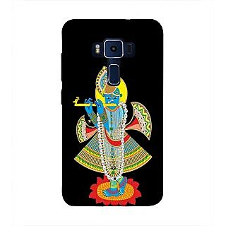 Print Masti Message For Facebook Design Back Cover For Asus Zenfone 3 Deluxe ZS570KL (5.7 Inches)