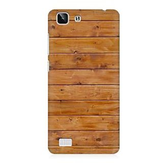 RAYITE Rose Wood Pattern Premium Printed Mobile Back Case Cover For Vivo X5