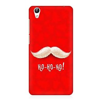 RAYITE Ho Ho Ho Premium Printed Mobile Back Case Cover For Vivo Y51L