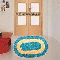 Sweet Home  Beautiful Jute Door Mat (Pack Of 2 Pcs)