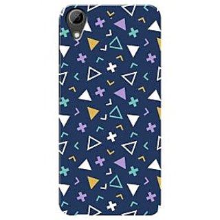 HACHI Premium Printed Cool Case Mobile Cover For HTC Desire 626 G+
