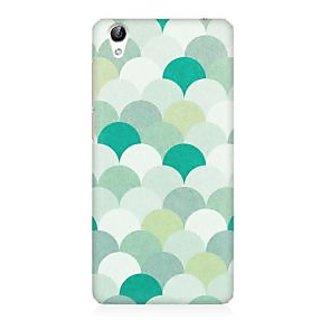RAYITE Silver Umbrella Premium Printed Mobile Back Case Cover For Vivo Y51L