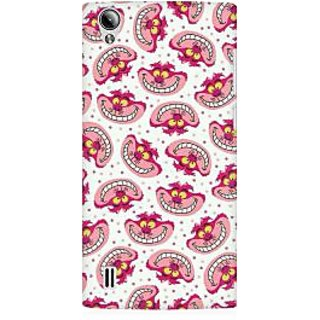 RAYITE Cute Toon Premium Printed Mobile Back Case Cover For Vivo Y15