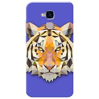 HACHI Premium Printed Cool Case Mobile Cover For Huawei Honor 5C