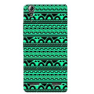 HACHI Premium Printed Cool Case Mobile Cover For Lenovo A6010