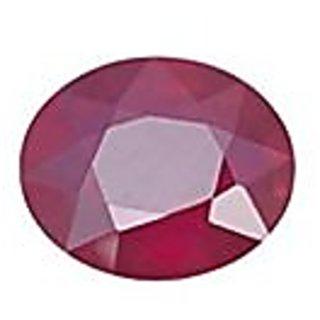 Jaipur Gemstone 4.00 ratti red coral(moonga)