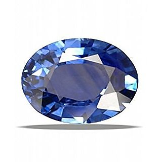 Jaipur Gemstone 12.25 carat Blue Sapphire(neelam)