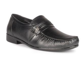 Leather King Men Formal Shoe Thomas Black