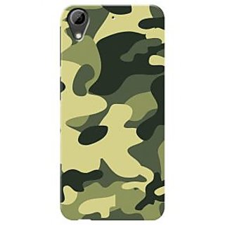 HACHI Premium Printed Cool Case Mobile Cover For HTC Desire 628
