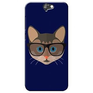 HACHI Premium Printed Cool Case Mobile Cover For HTC One A9