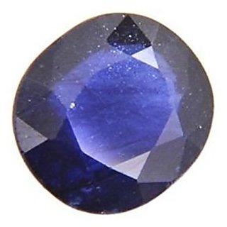 Jaipur Gemstone 7.00 ratti blue sapphire(neelam)