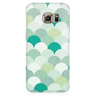 RAYITE Silver Umbrella Premium Printed Mobile Back Case Cover For Samsung S7 Edge
