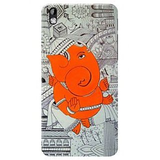 HACHI Premium Printed Cool Case Mobile Cover For HTC Desire 816G