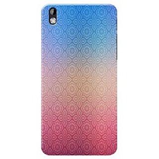 HACHI Premium Printed Cool Case Mobile Cover For HTC Desire 816