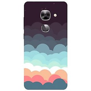 HACHI Premium Printed Cool Case Mobile Cover For LeEco Le 2 Pro
