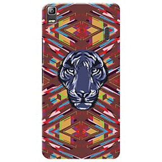 HACHI Premium Printed Cool Case Mobile Cover For Lenovo A7000 Turbo