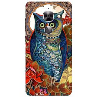 HACHI Premium Printed Cool Case Mobile Cover For LeEco Le 2