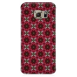 RAYITE Starry Pattern Premium Printed Mobile Back Case Cover For Samsung S6 Edge Plus