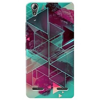 HACHI Premium Printed Cool Case Mobile Cover For Lenovo A6000