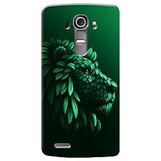 HACHI Premium Printed Cool Case Mobile Cover For LG G4