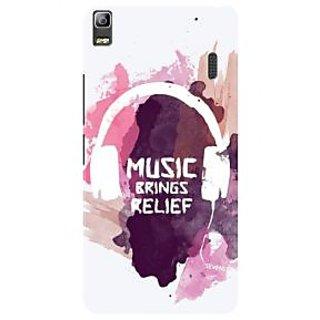 HACHI Premium Printed Cool Case Mobile Cover For Lenovo K3 Note