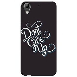 HACHI Premium Printed Cool Case Mobile Cover For HTC Desire 626