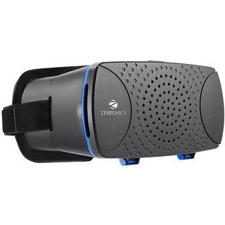 Zebronics Virtual Reality Kit VR box 3D 360 Degree Focal Lens Adjustment Game