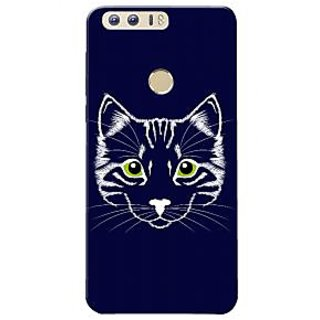 HACHI Premium Printed Cool Case Mobile Cover For Huawei Honor 8