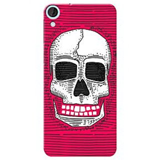 HACHI Premium Printed Cool Case Mobile Cover For HTC Desire 826