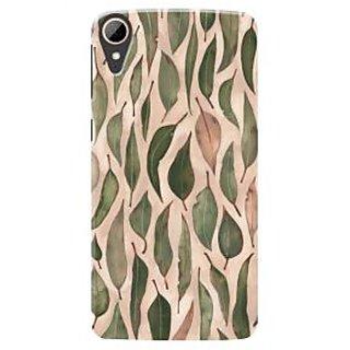 HACHI Premium Printed Cool Case Mobile Cover For HTC Desire 828
