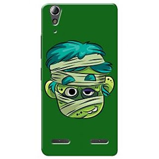 HACHI Premium Printed Cool Case Mobile Cover For Lenovo A6000 Plus